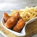 Chicken Tender Tuesdays