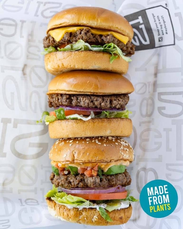 The Impossible™ Burger