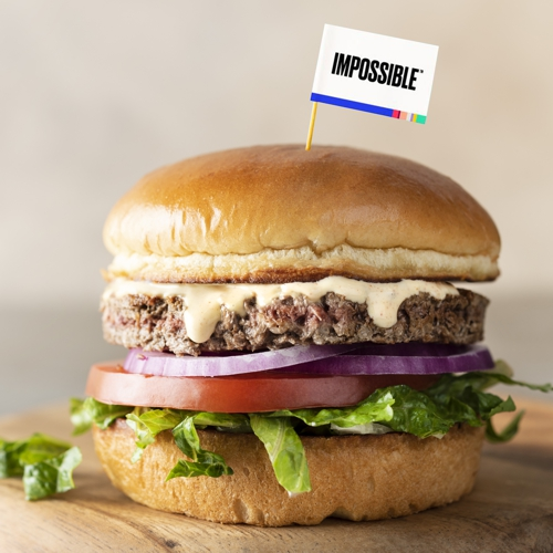 New Impossible Burger!
