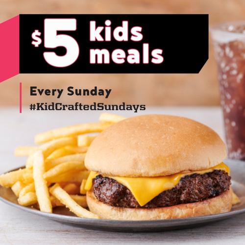Kidcrafted Sundays