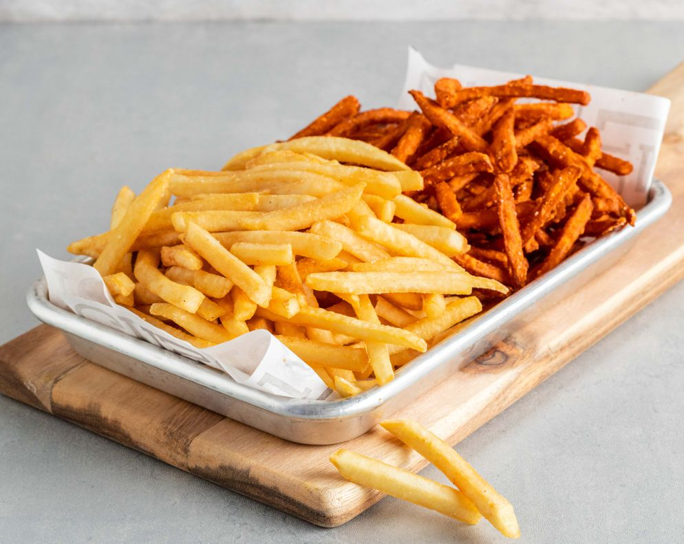 Fries & More
